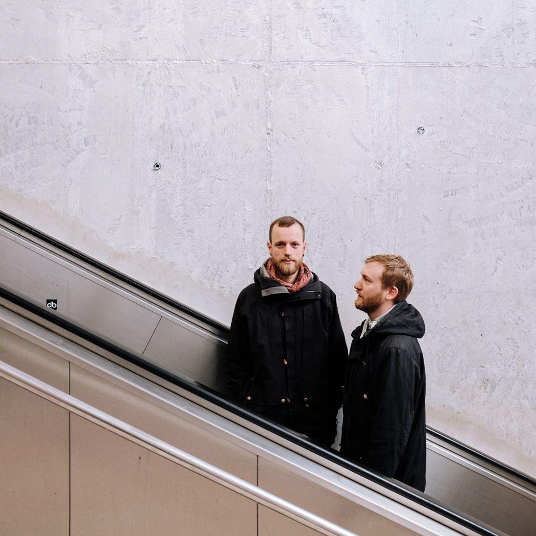 Herrhausen und Treindl DJ-Duo aus Berlin auf dem Freundetreffen Festival 2019