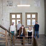elephants on tape Foto: nikolas fabian kammerer indie elektronica band freundetreffen festival 2019